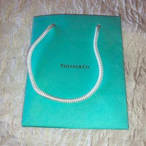 Tiffany & Co gift bag